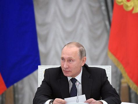 Путин устроил жуткий разнос главе РАН за чиновников, ставших академиками