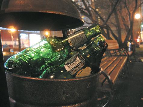 """Грядущий запрет на продажу пива индивидуальными предпринимателями назвали """"бубличной дыркой"""""""