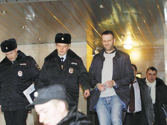 Бунт Навального: оппозиционер отказался ехать на новый суд в Киров