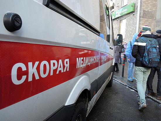 В Москве ревнивый муж открыл стрельбу в офисе