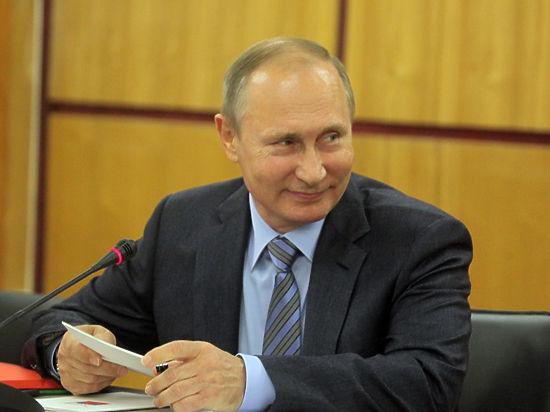 «Границы РФ нигде незаканчиваются»— Путин