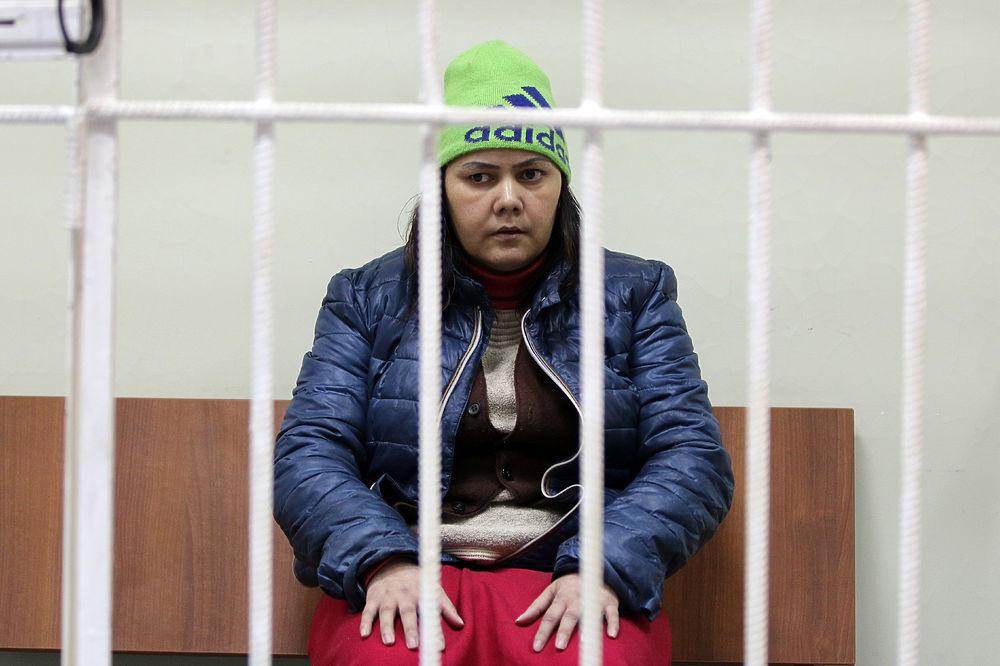 Гюльчехру Бобокулова, обезглавившую четырехлетнюю девочку, суд отправил на принудительное лечение.