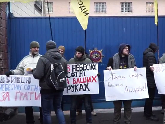 Срыв допроса Януковича подтвердил диктатуру