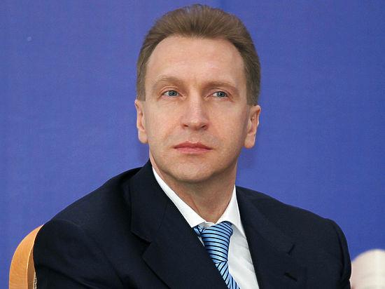 Шувалов заявил о завершении падения доходов россиян