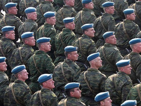 В Союзе десантников России прокомментировали исчезновение парашютистов на Кубани