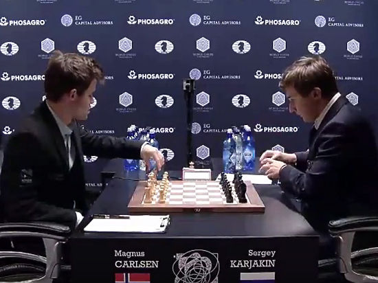 После проигрыша Карякина Карлсену, психологическое преимущество осталось за россиянином