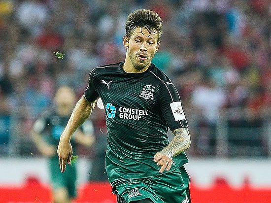 «Краснодар» вышел в плей-офф Лиги Европы, сыграв вничью с «Зальцбургом»