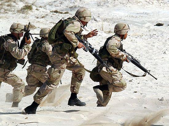 США понесли первую боевую потерю на территории Сирии