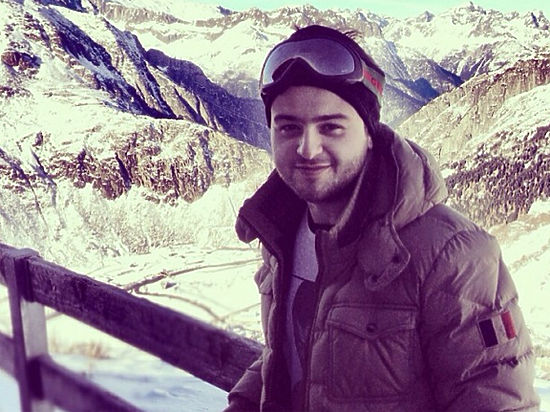 Погибший в Швейцарии друг внучки Лебедева оказался сыном азербайджанского бизнесмена