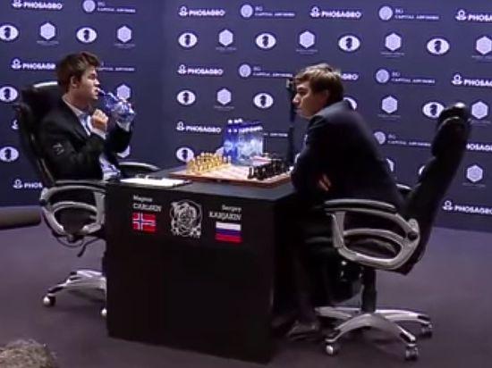 Шахматы: самое время болеть за Карякина