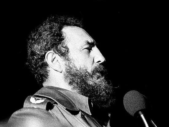 Скончался кубинский лидер Фидель Кастро