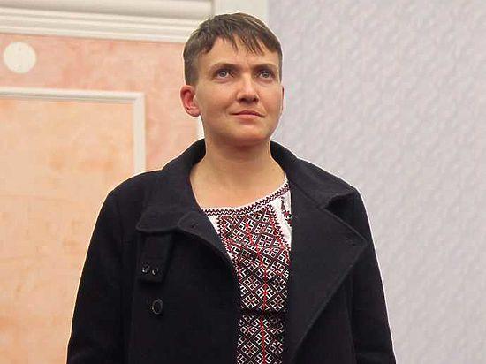 Надежда Савченко собирается возрождать «Рух» Вячеслава Черновола