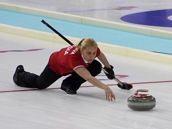Чемпионка Европы по керлингу Моисеева: «Мы дождались шведских ошибок»