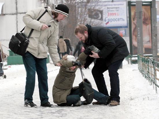 Ноябрь в столицеРФ стал самым холодным вданном веке