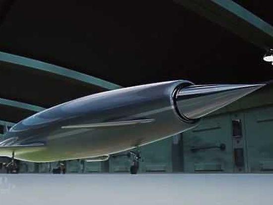 В Российской Федерации начали испытывать новейшую гиперзвуковую ракету для стратегических бомбардировщиков