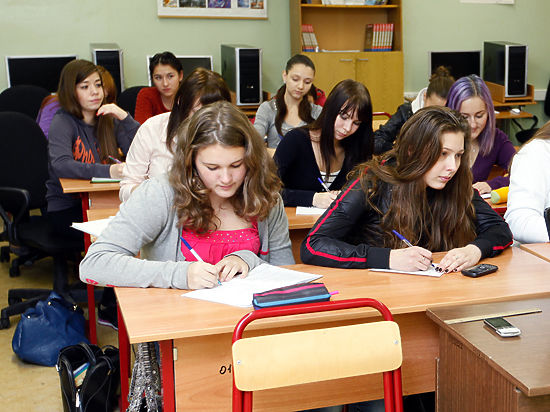 Русские одиннадцатиклассники выиграли конкурс попрофильной математике