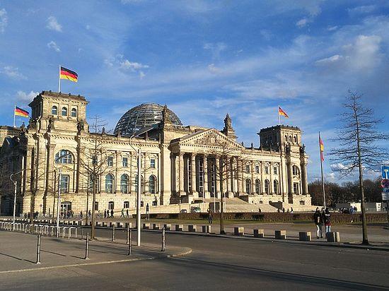 Немецкие депутаты потребовали ужесточить антироссийские санкции из-за Сирии