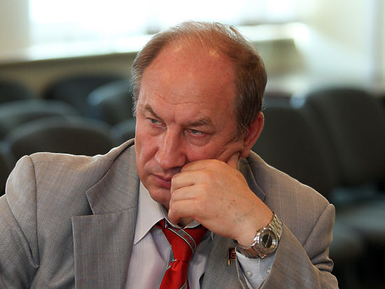Депутат Рашкин вернул себе твиттер после скандала с «засильем евреев»