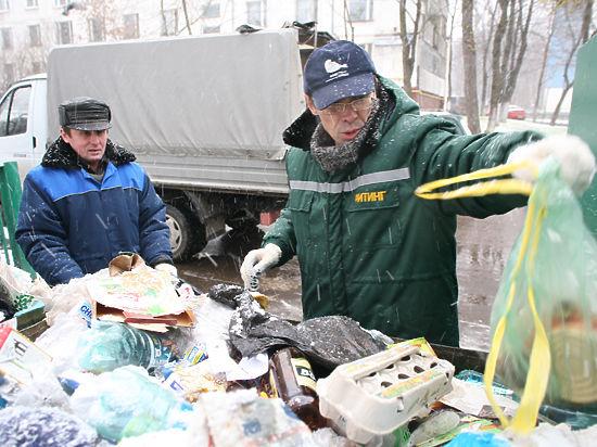 Введение отдельной платы за вывоз мусора отложили до выборов президента