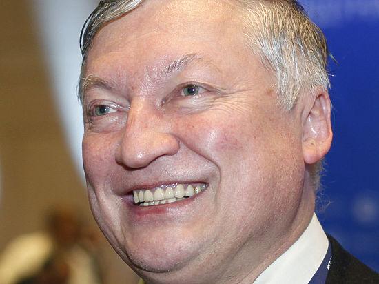 «Спартак» пригласил шахматиста Карякина наматч против «Рубина»