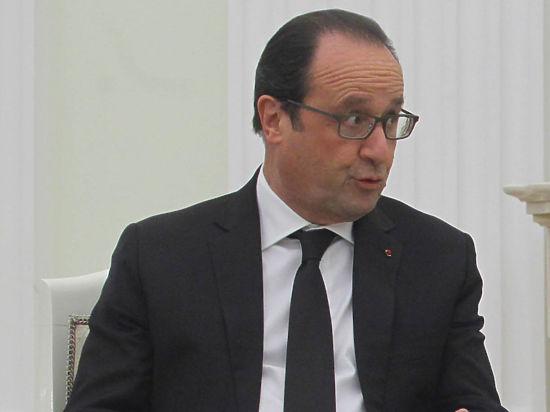 Олланд отказался отучастия ввыборах президента Франции в следующем году