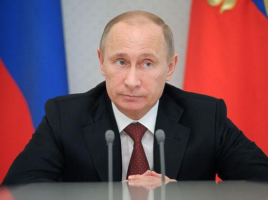 Государственный канал вСША пустил вэфир письмо В. Путина российскому парламенту