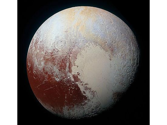 Ученые сомневаются, что вокеане Плутона существует жизнь