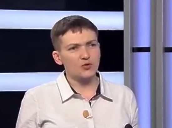 """Савченко предупредила о захвате """"хулиганом"""" Путиным Великобритании"""