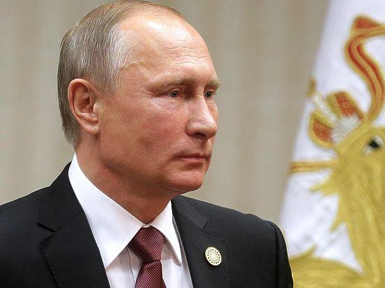 Путин вошел втоп Time название «Человек года»