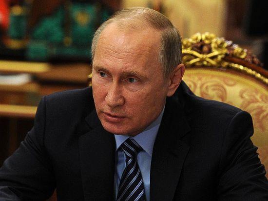 «Идиотское решение»,— Путин высказался озапрете Литвы на заезд русских судей