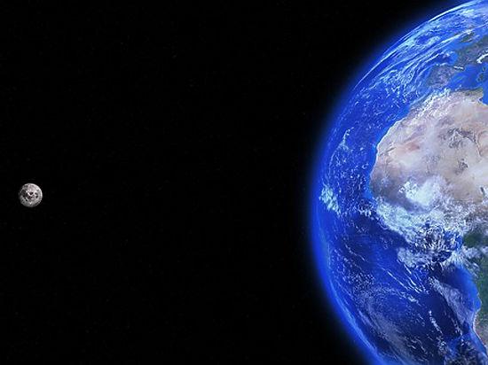 Российский ученый высказал новую гипотезу о происхождении Луны