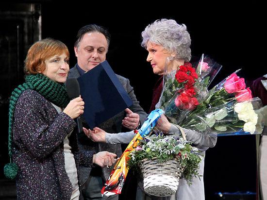 В столице России прошло вручение премии «Звезда театрала»