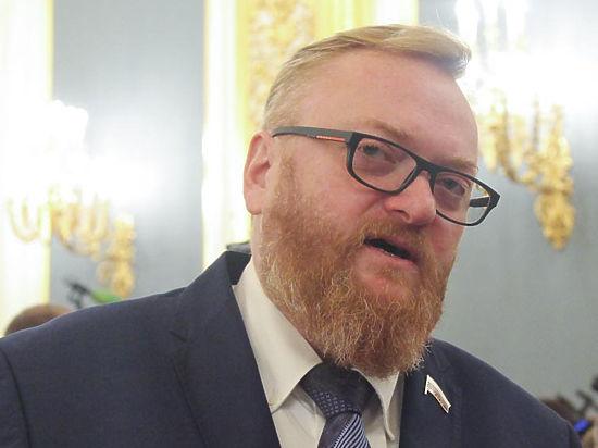 Виталий Милонов попросил проверить статью «Медузы» наэкстремизм