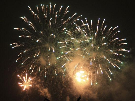 В столицеРФ откроют неменее 100 площадок для фейерверков наНовый год