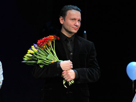 Данила Козловский получил премию зрительских симпатий «Звезда театрала»
