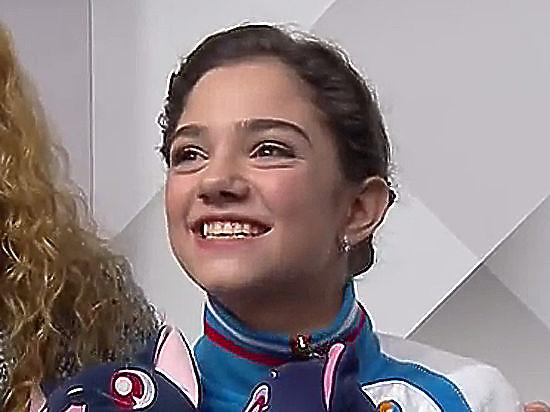 Медведева получила удовольствие от финала