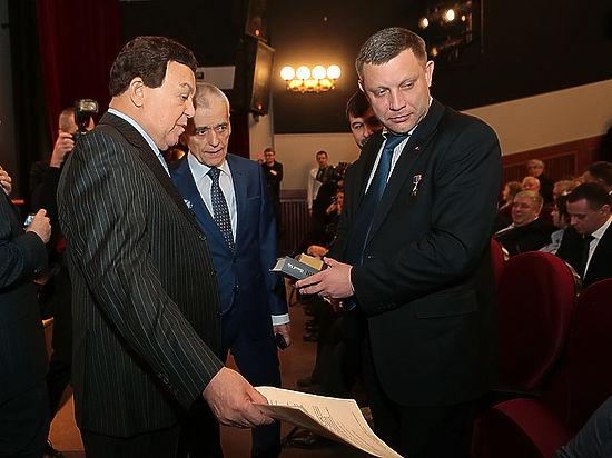 Кобзон посвятил Мотороле песню «Мыизбессмертья» наконцерте в столице