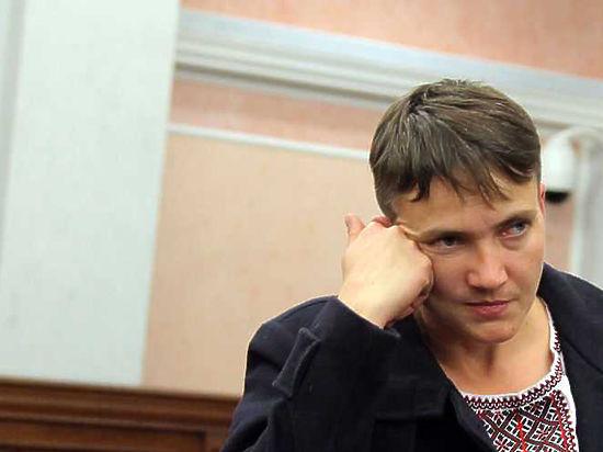 Савченко вышла изпартии «Батькивщина»,— Крулько