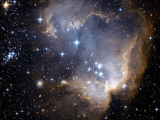 «Сверхновая» в 20 раз ярче Млечного пути оказалась черной дырой