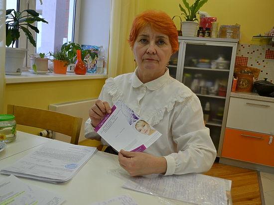 Пенсионерку «полечили» от несуществующего облысения на 134 тысячи рублей