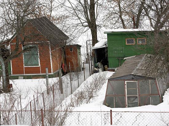 К дачникам с незарегистрированными домами придут инспекторы