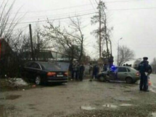 Заместитель генерального прокурора РФ попал вДТП наСтаврополье