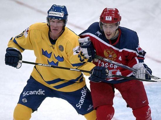 Хоккеистам сборной РФ вматче сошведами нехватило свежести— Знарок