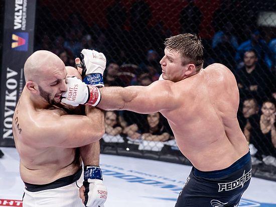 Сидельников победил Агаева на FIGHT NIGHTS: как вырос Baby Fedor