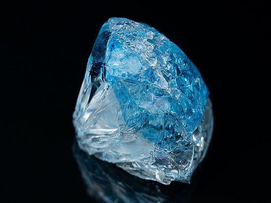 Геологи выяснили, где искать самые чистые алмазы