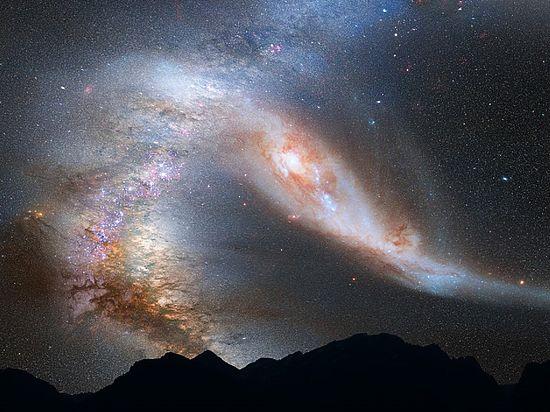 Астрофизики создали крупнейшую карту видимой Вселенной