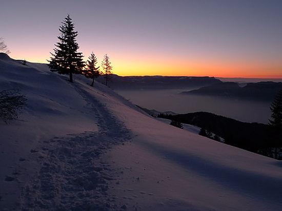 Наступил День зимнего солнцестояния, который завершится звездопадом