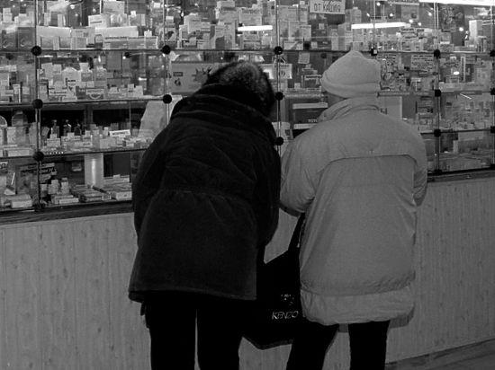 Столичные аптеки ограничили реализацию спиртовых настоек