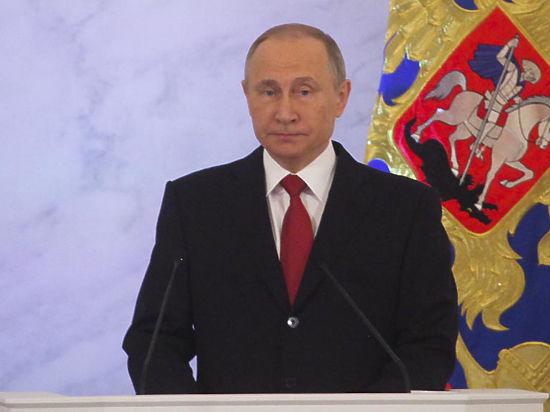 Путин: РФразвивает ядерный потенциал в серьезном соответствии с контрактом СНВ-3