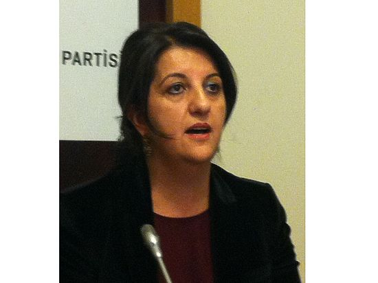 ВТурции задержали вице-спикера парламента откурдской партии